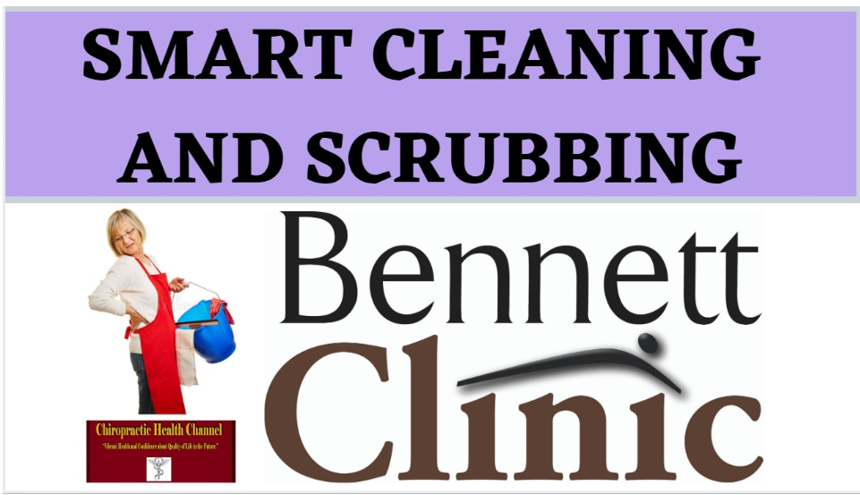 Cleaning and Scrubbing